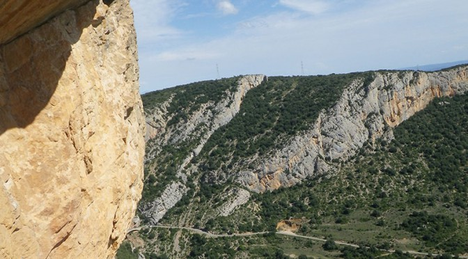 Via Lleida. Vilanova de Meià
