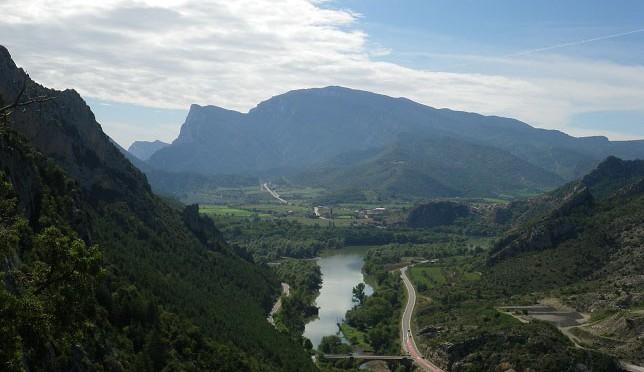 Vía del Nifo (entrada por El Ratolí Dels Llavis Vermells). Roca Narieda