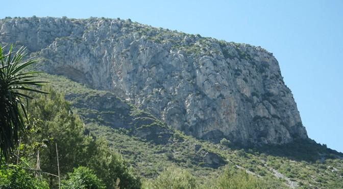 Espolón Bomberos. Pic del Martell