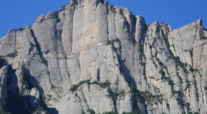 Fragel Rock. Paret de l'Aeri