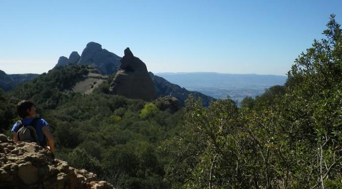 Aresta Ribas. Puntal L'Albarda Castellana
