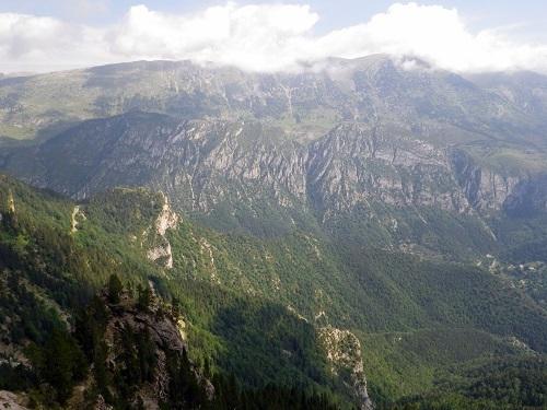 Las vistas desde la R1