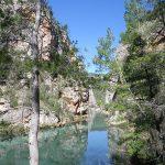 Aproximación a la vía, río Mijares