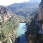 Vistas sobre el río Mijares