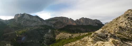 Vistas sobre El Carrascal