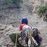 Iniciando la escalada