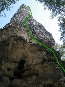Türkenkopf - Südwand