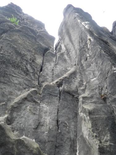 Las formas de la roca