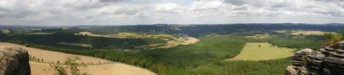 Vistas desde Lilienstein