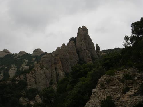 Las vistas desde la cima