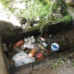 La fuente de agua que sirve de nevera