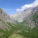 Las vistas sobre el valle