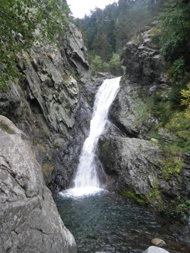 La cascada de Pigueons