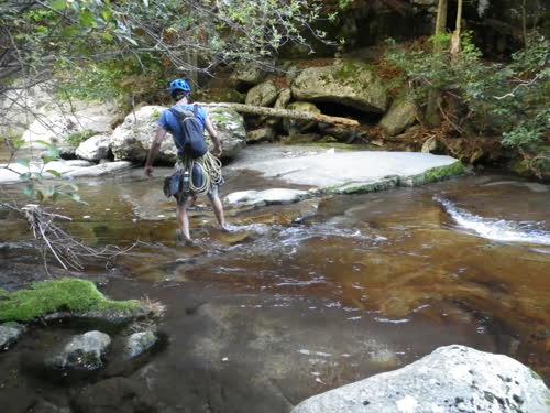 Retorno por el río