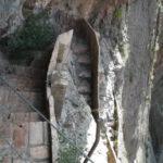 Escaleras que han conocido mejores épocas